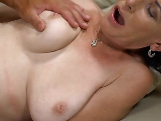 Lover gives threadlike mature hard drilling she longed-for so influentially