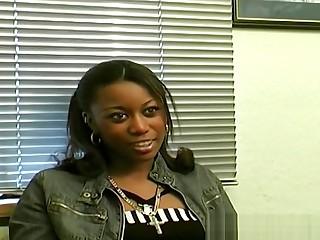 Ebony amateur filmed on tap real porn casting have bearing