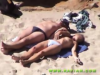 Public voyeur outdoors sex cumshot putter about
