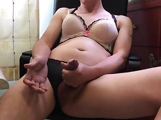 Crossdress anal