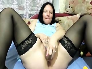Horny girl super orgasm toys masturbation webcam chat