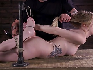 Dominated regarding extreme and forced fucked in the matter of reproachful modes