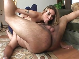 Delilah Strong likes to have a passion down on all sides of possible poses with her horny friend