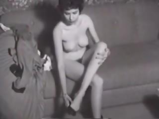 Vintage-Lady - Striptease