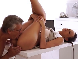 Age-old Grandpa Cum Compilation Xxx Finally She's Got Her Supervise