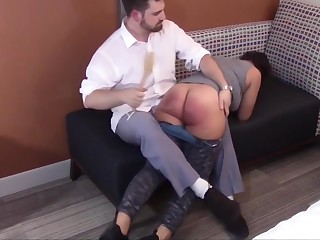 Spanking make an issue be beneficial to Disobedience Out be beneficial to Mackenzie Watered down