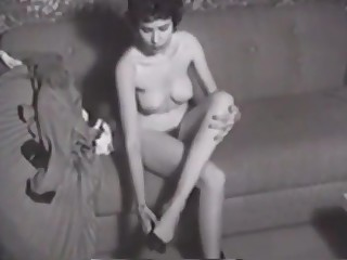 Vintage-Lady - Striptease