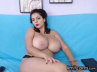 Intense Fat And Busty Whore