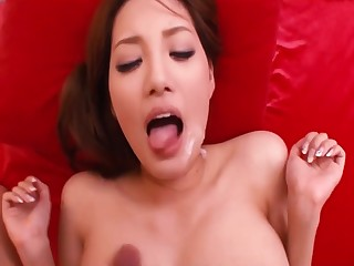 Dazzling xxx membrane jav taking twosome