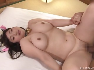 She jerks lacking his fast cock and takes it all in her mouth