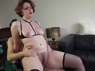 Perishable cunt wife loves it when cheating with younger studs