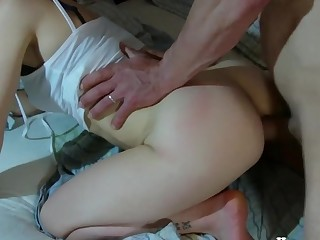 Italian suck big dick after anal
