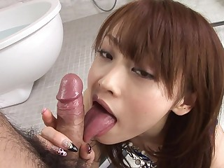 Japanese girl round tiny tits, cunning beast porn feign on cam