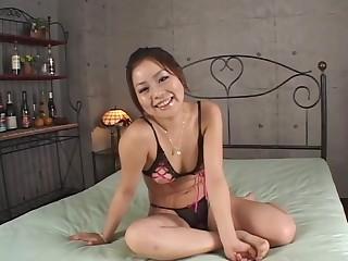 Asiática peluda