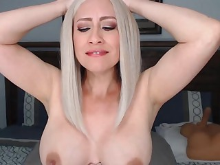 Hot Blonde Loves Playing On Say no to Live Cam