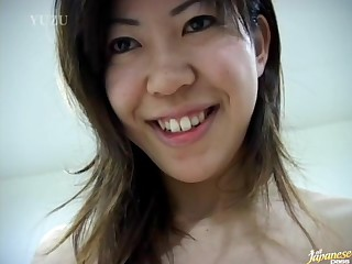 Dirty lovemaking with trotters licking amateur steady old-fashioned Sayuri Marui
